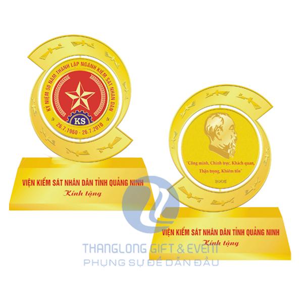 BIỂU TRƯNG KIM LOẠI BKL01
