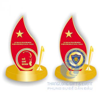 BIỂU TRƯNG KIM LOẠI BKL30